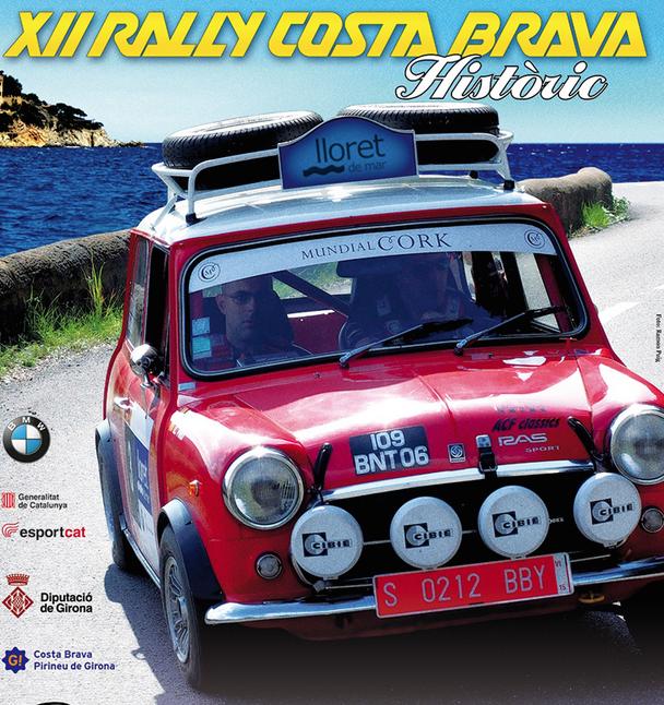 Rally Costa Brava 2015