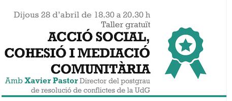 Repensa Lloret - Acció Social, Cohesió i mediació comunitària