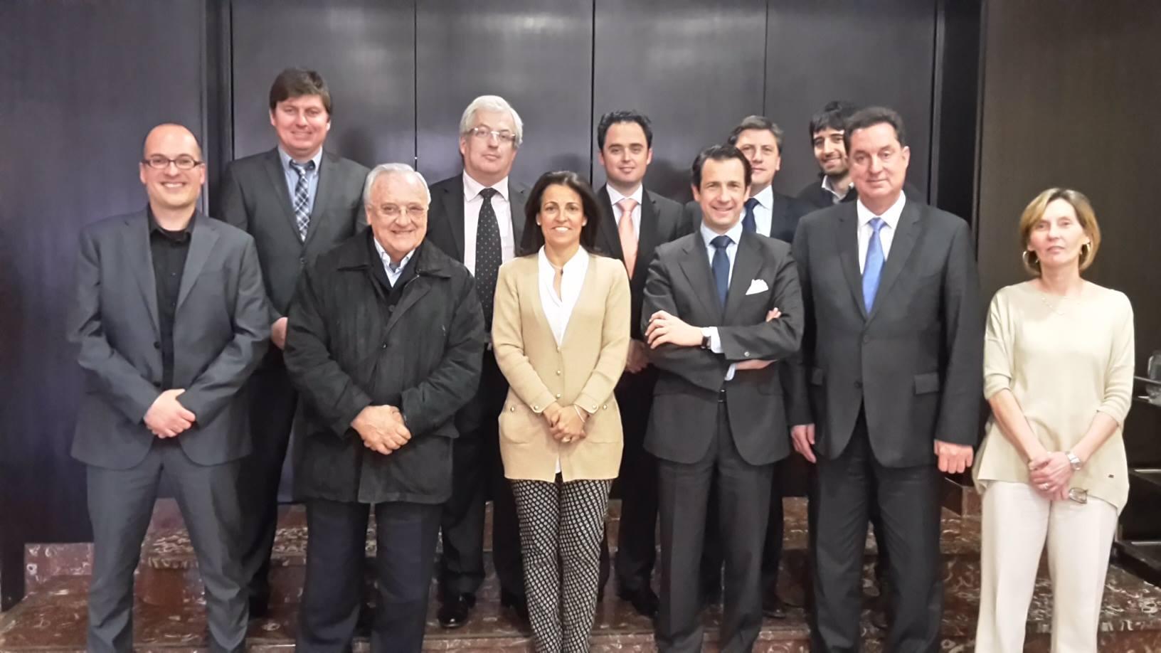 Reunió de treball per a la renovació del destí de Lloret de Mar