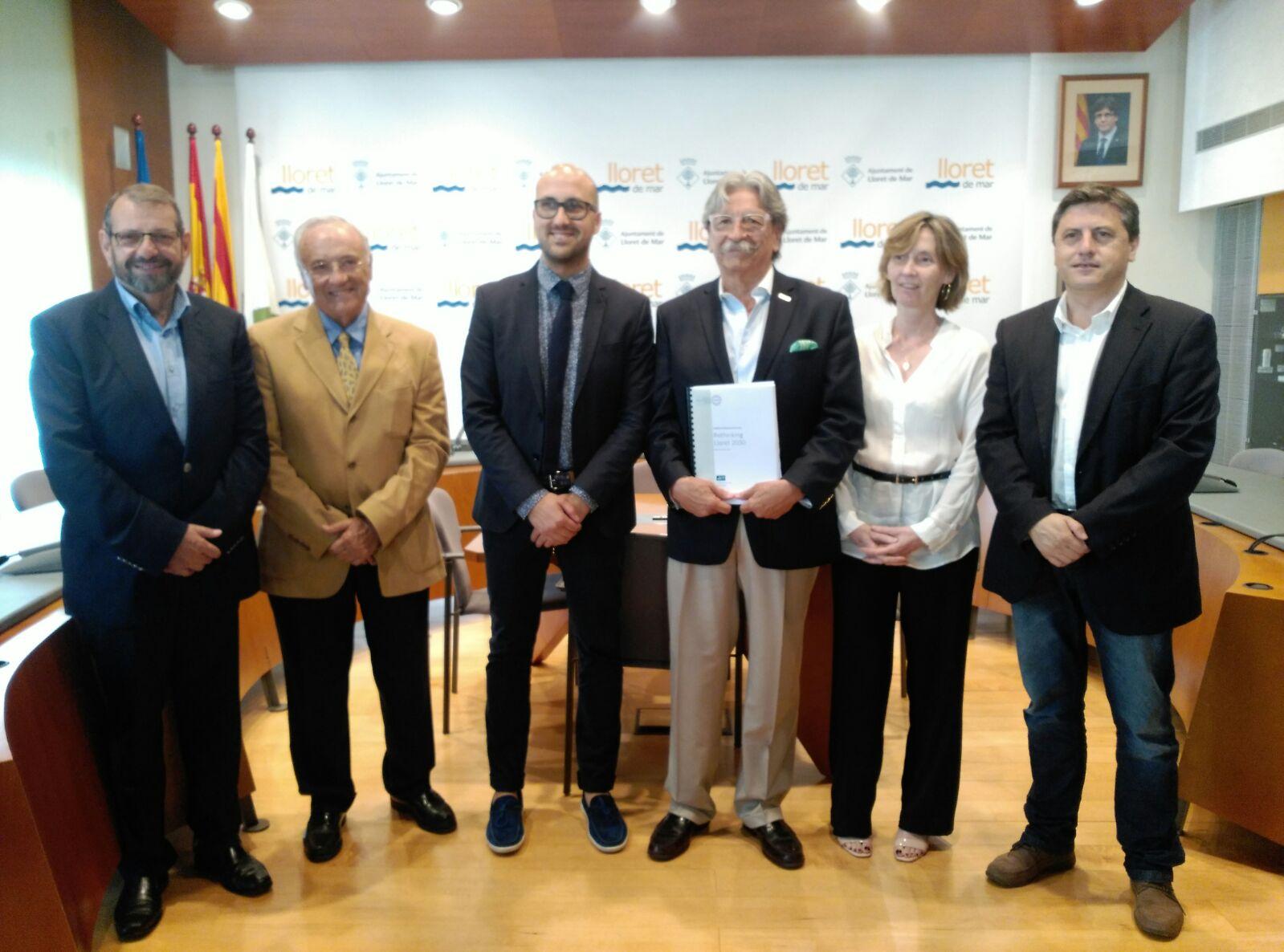 Presentació de les conclusions del Seminari Internacional d'Urbanisme de Lloret de Mar